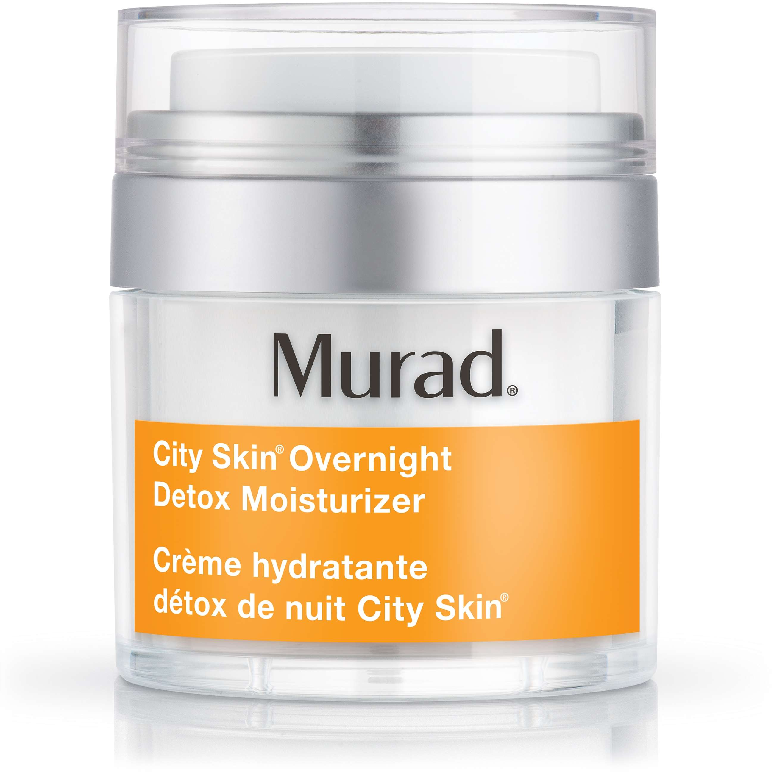 environmental shield city skin overnight detox moisturizer 50 ml